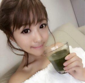 鈴木奈々,青汁,口コミ