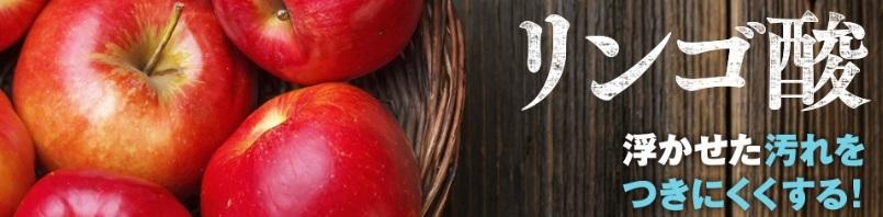 ちゅらトゥース,成分,リンゴ酸