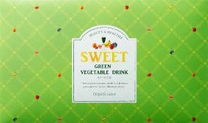 おいしいフルーツ青汁おすすめランキング 第6位『スイーツ青汁』