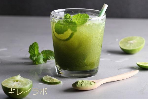 白井田七,お茶,飲み方,アイス
