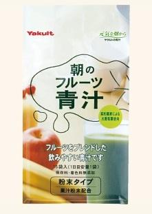ヤクルト 朝のフルーツ青汁