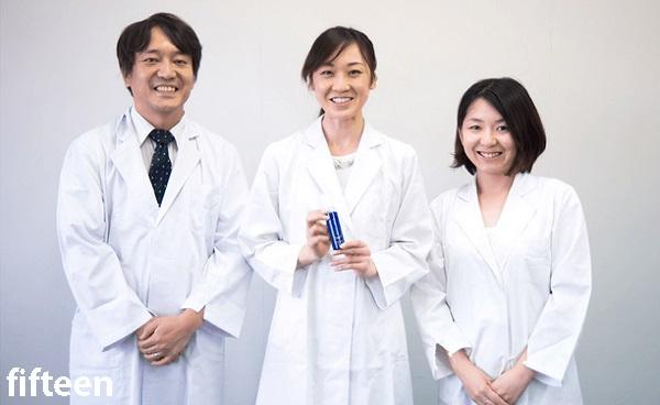 ファビウス×東洋新薬×神奈川大学による共同開発