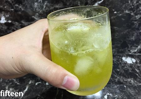 アロンザ(ALONZA)の飲み方