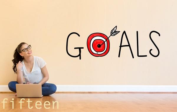短期間で痩せるには目標設定が大事