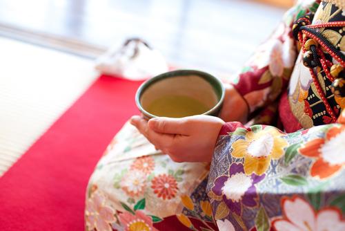 快糖茶飲み方